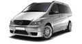 Silver 8 Seater MPV for hire in Surrey
