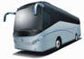 Silver 49 Seat Coach For Hire in Lierpool